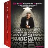 Dvd - Box - Lie To Me Engana-me Se Puder A Série Completa Te