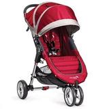 Coche Para Bebé Baby Jogger City Mini Rojo