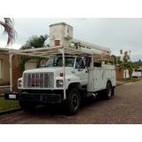 Camion Cesta Gmc Automático 18 Mts De Altura Motor Cat 3116