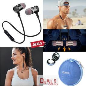 Audífonos Deportivos Bluetooth Newrixing + Estuche De Regalo