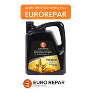 Aceite De Motor Eurorepar 4 Litros 5w40 Sintetico Premium