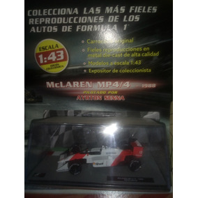 Formula 1 Ayrton Senna Edicion 1 Faciculo Serrado