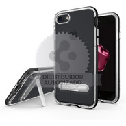 Funda Spigen iPhone 8 7 Cristal Hybrid Black 100% Original