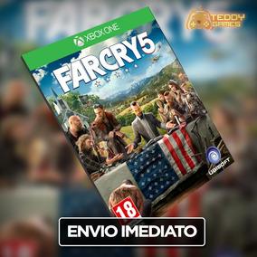 Far Cry 5 - Xbox One - Digital - Imediato!