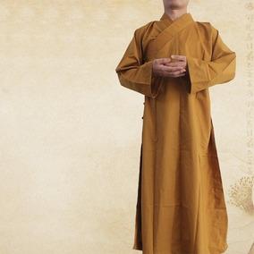 Tunica Monje Budista Shaolin Uniforme China (con Mancha)