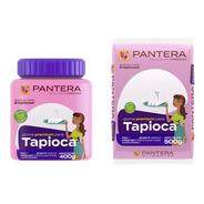 Tapioca Pote 400g + Tapioca 500g Saquinho Pantera Alimentos