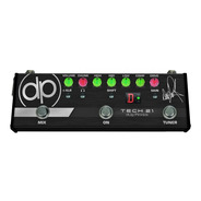 Pedal Tech 21 Bass Dp 3x Dug Pinnick Baixo Sansamp Dp-3x