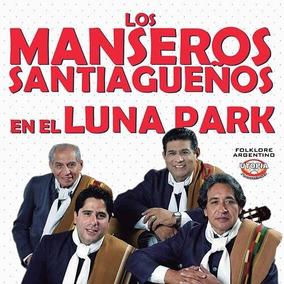 Los Manseros Santiagueños En El Luna Park Dvd Sellado