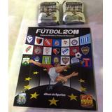 Fútbol 2011 Álbum Y 100 Sobres Cerrados,hacete Coleccionista