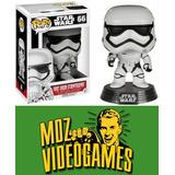 First Order Stormtrooper - Funko Pop! - Mdz Videogames