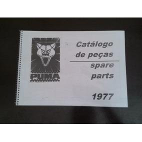Catálogo De Peças Spare Parts Puma