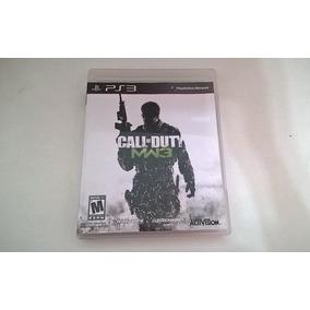 Call Of Duty Modern Warfare 3 Ps3 Semi-novo Jogo Mw3 Game