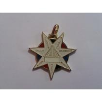 Amuleto Proteccion Estrella De Los 7 Misterios Mayas