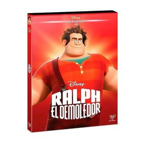 Dvd- Ralph El Demoledor Envío Gratis (colección Clásicos)