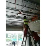 Cieloraso,precio M2,construcción En Seco,colocación Durlock