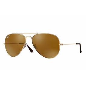 Oculos De Sol Rayban Aviator Aviador Masculino Feminino Novo