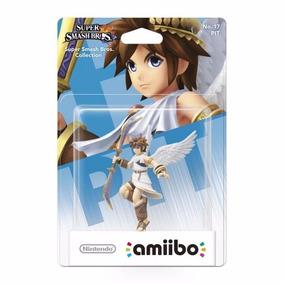 Amiibo: Super Smash Bros - Pit - Japonês! Raro