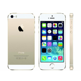 Apple Iphone 5s 32gb A1457 4g Dourado 100% Original +brinde