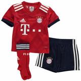 Camisa Bayern De Munique Infantil Meião 18 19 - Frete Grátis 32bf48644b0c1