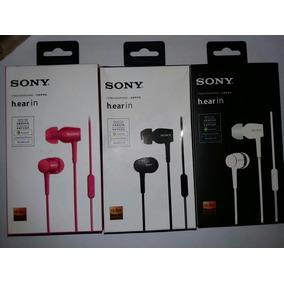 Audifonos Sony Manos Libres. Excelente Sonido Y Super Bajos