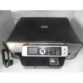 Impressora Multifuncional Esp 7250 Kodak Usada Cartuchos Vaz