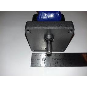Motorreductor 110 0 120v Ac, Echo En Usa, 60 Hz .45a, 20 Rpm
