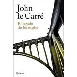 Libro El Legado De Los Espias De John Le Carre