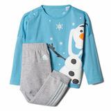 Conjunto Olaf Disney adidas Original