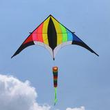 Increibles Papalotes Acrobaticos 1.4 Metros Playa O Parque