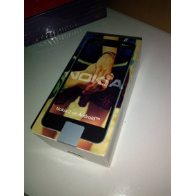 Nokia 2 Android 7.0 1gb/8gb Metal Aluminio Sellados