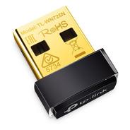 Antena Adaptador Wifi Usb Tp-link Nano N150mb Tl-wn725n 725n