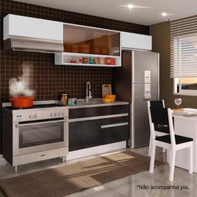 Cozinha Compacta Glamy Marina Madesa ( Não Acompanha Ii