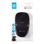 Mouse Hoopson Wireless Sem Fio Óptico Ms-037w