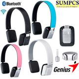 Audifono C/microf. Genius Hs-920bt Bluetooth 4.0 ¡original!