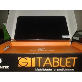 Tablet Goldentec T8270 8gb Bluetooth Preto