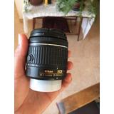 Lente 18-55 Nikon Nuevo Sin Uso