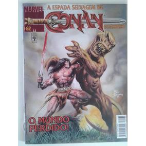 Revistas Conan O Barbaro