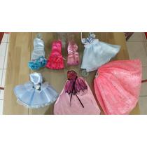 Barbie Vestidos Vintage Outfit Ropa Precio X Pieza