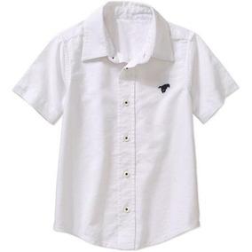 Camisa Talla 3 Años Americana Para Niño