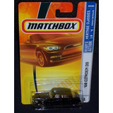 Matchbox 2008 Heritage Classics #1 68 Citroen Ds Black 1 Of