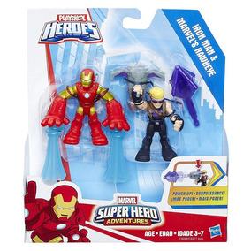 Sha Power Up 2pk Wv1 17 Iron Man