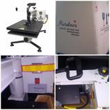 Máquina De Estampar, Sublimação, Prensa Térmica Metalnox