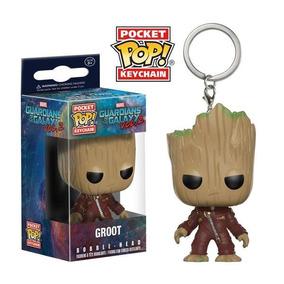 Chaveiro Pop Funko Groot.