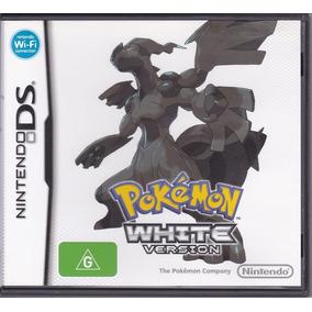 Juego Nintendo Ds 3ds Pokemon White - Refurbished