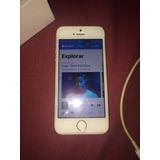 Iphone 5s 16gb Usado. Original Apple