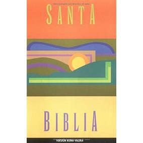 Libro La Santa Biblia: Reina-valera 1960 - Nuevo