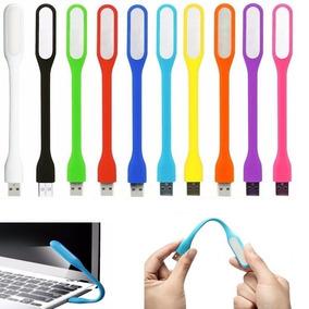 Luminária De Led Usb Flexível Portátil Notebook Pc Leitura
