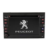Central Kit Multimidia Aikon Dvd Peugeot 307 2007-2013