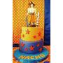 Torta Decorada, Personalizada Y Mesa Dulce.