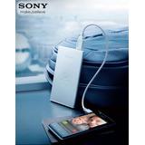Sony® Cycle Energy Cargador Usb Portátil De 5000 Mah